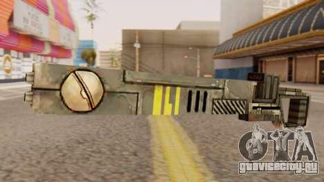 Warhammer Sniper Rifle для GTA San Andreas