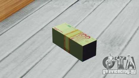 500 Евро для GTA San Andreas третий скриншот