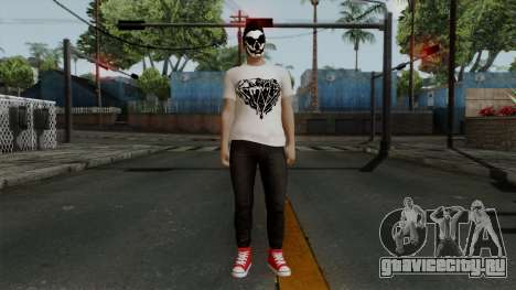 GTA 5 Online Wmydrug для GTA San Andreas второй скриншот