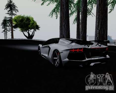 ENB for Low PC для GTA San Andreas