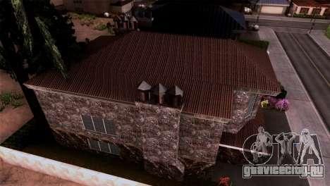 Особняк в стиле Scarface для GTA San Andreas третий скриншот