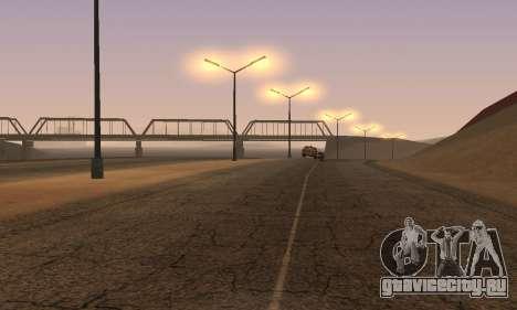 Фонари из San Fierro в Las Venturas для GTA San Andreas