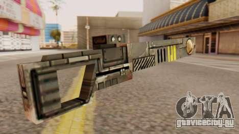 Warhammer Sniper Rifle для GTA San Andreas второй скриншот