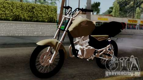 CB1 Stunt Imitacion для GTA San Andreas
