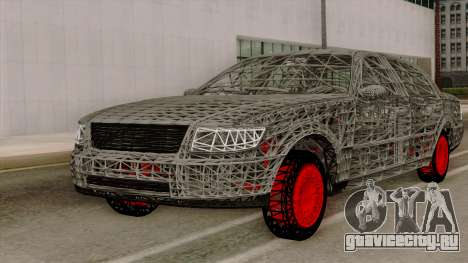 Kerdi Design Washington Roll Cage для GTA San Andreas
