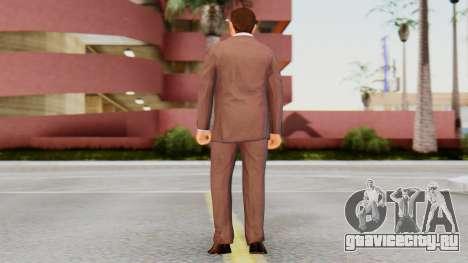 [GTA 5] FIB2 v2 для GTA San Andreas третий скриншот