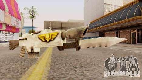 Warhammer M4 для GTA San Andreas