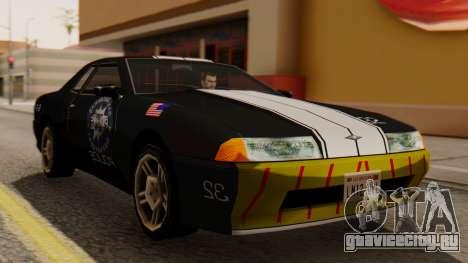 Elegy Police Edition для GTA San Andreas