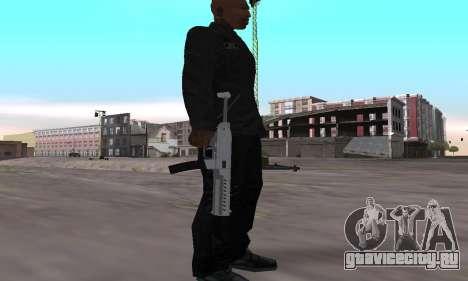 Combat PDW from GTA 5 для GTA San Andreas