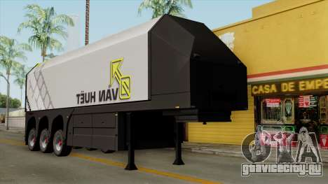 Trailer Glass v2 для GTA San Andreas
