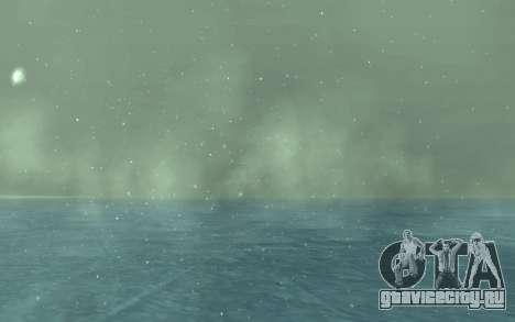 Зимний Timecyc для GTA San Andreas шестой скриншот