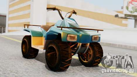 New Quad для GTA San Andreas