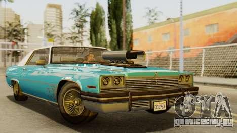 GTA 5 Albany Manana IVF для GTA San Andreas