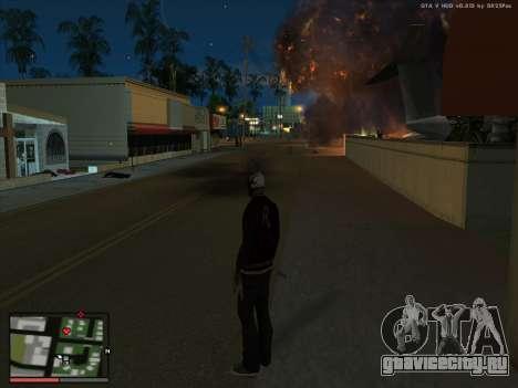 Безумие в штате San Andreas. Beta. для GTA San Andreas второй скриншот