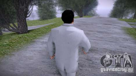 Joe Last Skin для GTA San Andreas третий скриншот