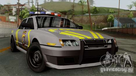 Indonesian Police Type 1 для GTA San Andreas