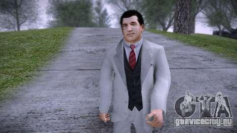 Joe Last Skin для GTA San Andreas
