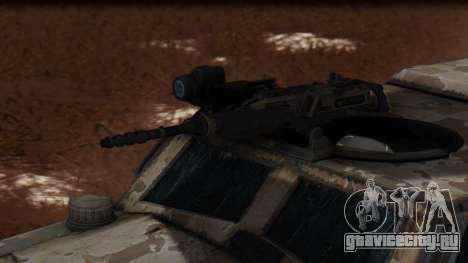 BAE Systems JLTV Extra Skin для GTA San Andreas вид справа
