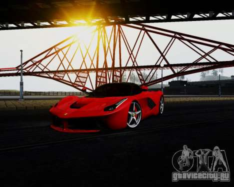 ENB for Low PC для GTA San Andreas четвёртый скриншот