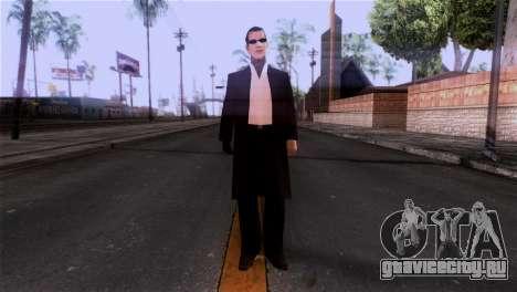 Cкин мафиози для GTA San Andreas второй скриншот