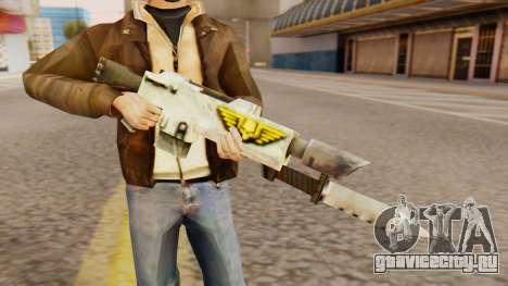 Warhammer M4 для GTA San Andreas третий скриншот