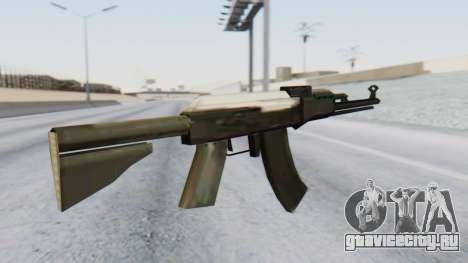 Arsenal AKM для GTA San Andreas второй скриншот