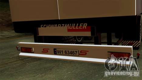 Schwaplli Red для GTA San Andreas вид справа