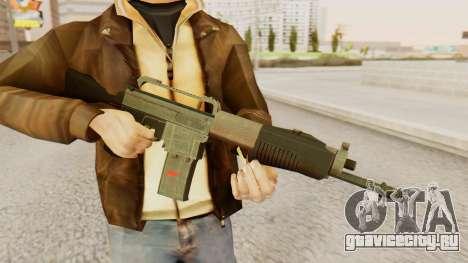 SPAS 15 для GTA San Andreas третий скриншот