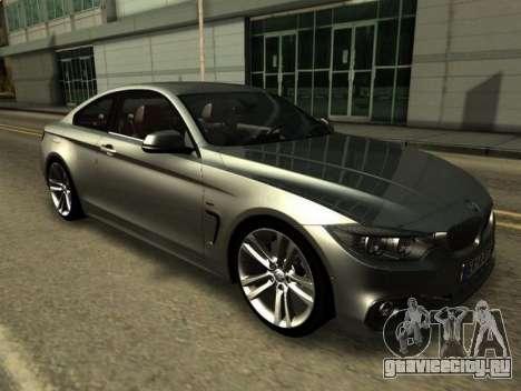 Metallic ENB Series для GTA San Andreas второй скриншот