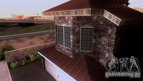Особняк в стиле Scarface для GTA San Andreas четвёртый скриншот