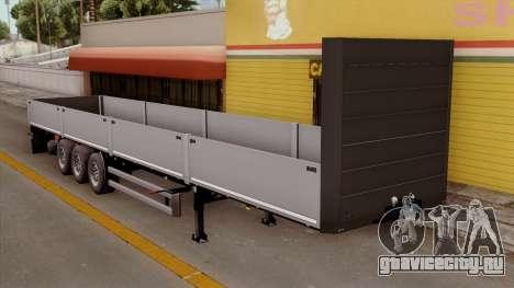 Trailer Kogel для GTA San Andreas