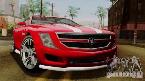 GTA 5 Albany Alpha v2 для GTA San Andreas