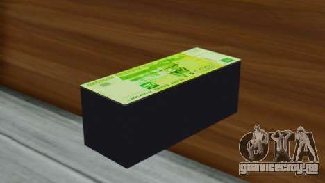 3000 Рублей для GTA San Andreas второй скриншот