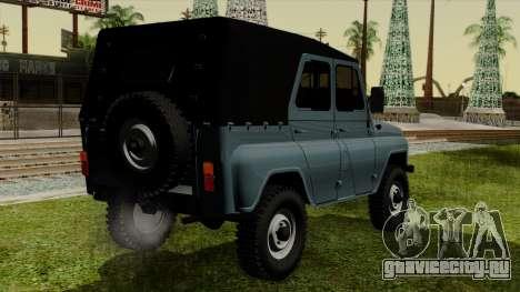 УАЗ-3151 для GTA San Andreas вид слева