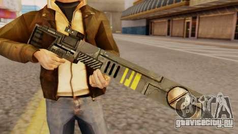 Warhammer Sniper Rifle для GTA San Andreas третий скриншот