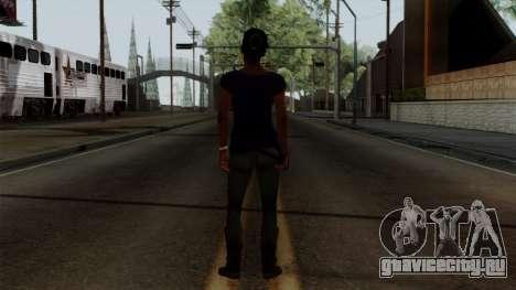 Rochelle New Textures для GTA San Andreas третий скриншот