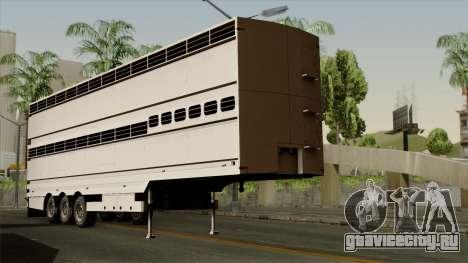 Trailer Aria для GTA San Andreas