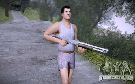 Joe Home для GTA San Andreas пятый скриншот