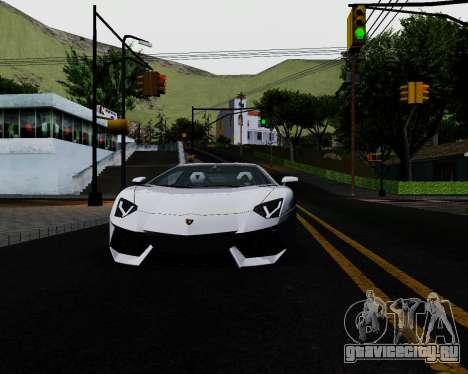 ENB for Low PC для GTA San Andreas шестой скриншот