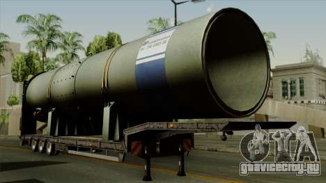 Trailer Cargos ETS2 New v3 для GTA San Andreas