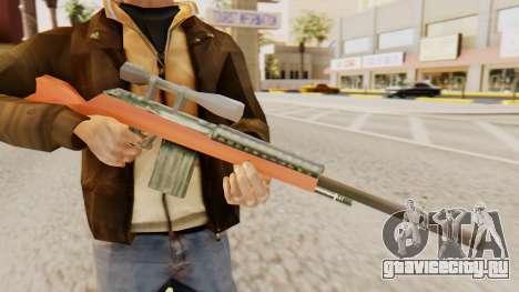 M21 для GTA San Andreas третий скриншот
