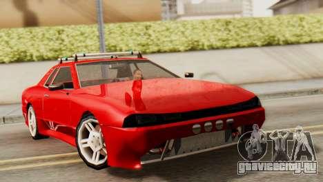 Elegy Korch Stock Wheel для GTA San Andreas