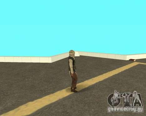 Новый армеец для GTA San Andreas третий скриншот