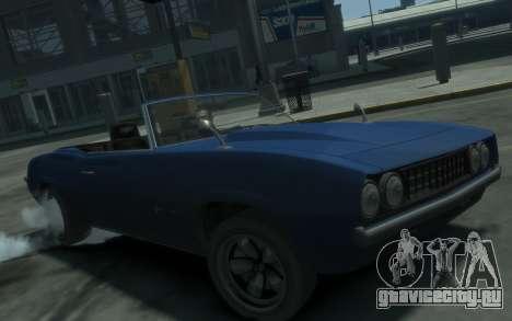 Declasse Vigero Cabrio для GTA 4