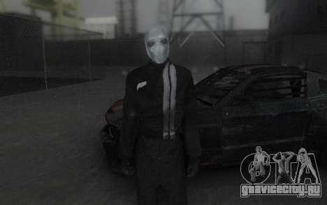 Frankenstein Skin для GTA San Andreas второй скриншот
