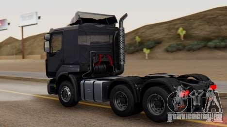 Renault Premuim 6x4 для GTA San Andreas вид слева