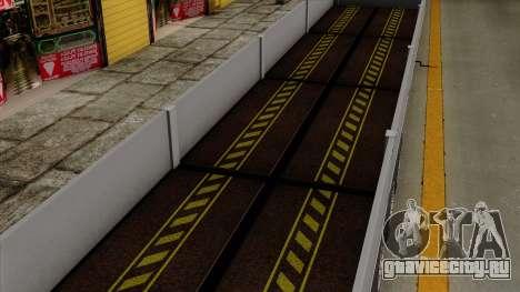 Trailer Kogel для GTA San Andreas вид изнутри