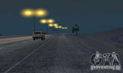 Фонари из San Fierro в Las Venturas для GTA San Andreas шестой скриншот