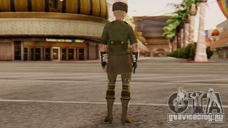 Sonya Motherland [MKX] для GTA San Andreas третий скриншот