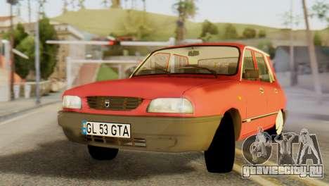 Dacia 1310 Berlina v2 для GTA San Andreas